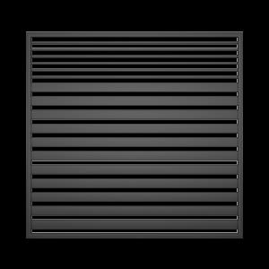 Panou gard mare model 13, 200x180 cm
