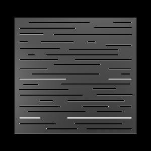 Panou gard mare model 31, 200x180 cm