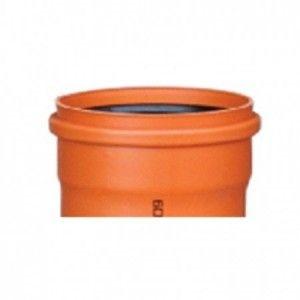 Teava PVC pentru canalizare exterioara, multistrat, SN2, DN200x3.9 L=600 cm
