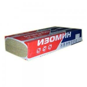 Vata minerala Izomin RUF, 100x50x10 cm