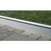 Bordaj Aluminiu 120x3.3x22 cm Fara Led