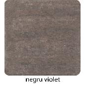 Viena Combi 4 cm, Negru Violet