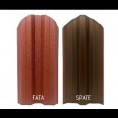 Set 25 buc/3 ml Sipca Metalica Gard Hi-Mat Structurat Caramiziu 0.50 mm