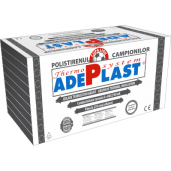 Polistiren expandat grafitat Adeplast EPS 100, 100x50x3 cm