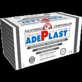Polistiren expandat grafitat Adeplast EPS 100, 100x50x5 cm