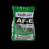 Mortar Adeplast AF-E pentruplacareceramicacuabsorbtielainteriorsiexterior, Gri, 5 kg
