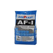 Mortar Adeplast AFI pentruplacareceramicalainterior, Gri, 5 kg