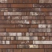 Caramida lunga Terca Archipolis Barn Bruin, 24x6.5x4 cm