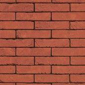 Coltar klinker Terca Basia Spaans Rood, 21.5x6.5x2.3 cm
