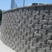 Blocheti Standard III 45.7x45.7x19.8 cm, Gri Ciment