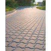 Bordura B14 50x20x40 cm, Ciment