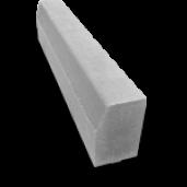 Bordura 100x15x25 cm, Gri