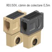 Camin colector Monoblock RD 150/200 cu garnitura de etansare DN 150
