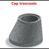 Cap tronconic D 86.5/124 di 62.5/100 g 12 H 67 cm