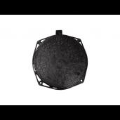 Capac fonta carosabil rotund 80.5 cm cu inchizator D400