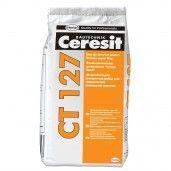 Glet pe baza de ciment Ceresit CT 127, interior, 5 kg