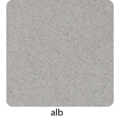 Gemina Combi 6 cm, Alb