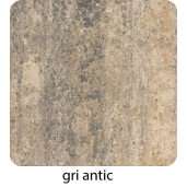 Antic Combi 6 cm, Gri Antic