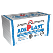 Polistiren expandat Adeplast EPS 150, 100x50x8 cm