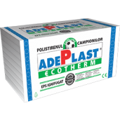 Polistiren expandat Adeplast EPS 70, 100x50x15 cm