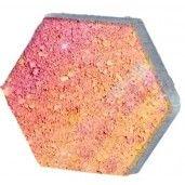 Favo 20x17.32x6 cm, Rosu-Galben