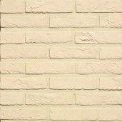 Coltar mic klinker Terca Forum Branco, 18.5x6.5x2.3 cm