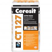Glet pe baza de ciment Ceresit CT 127, interior, 20 kg