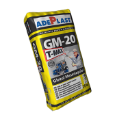 Gletul meseriasului Adeplast GM T-MAX, Alb, 20 kg
