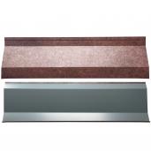 Panou interval gard jaluzele Atlas 200x155x0.04 cm Imitatie Piatra Granit Imperial