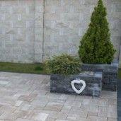 Jardiniera Combi 126.5x126.5x38.5 cm