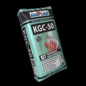 Kitpentrurostuireaplacilor degips carton Adeplast KGC-50, Alb, 20 kg