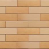 Coltar Klinker Terca Armis Mellon Yellow 21.5x6.5x1.4 cm