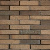Coltar klinker Terca Milosa Hoornbloem, 21.5x6.5x2.3 cm