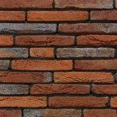 Placaj klinker Terca Linaqua, Maaseik Linaqua Vino, 25.6x4.3x2.3 cm