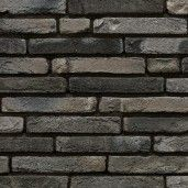 Coltar klinker Terca Linaqua Fumo, 25.6x4.3x2.3 cm