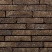 Caramida aparenta Terca Pagus Iluzo Carbon Zwart, 23.8x9x4.8 cm