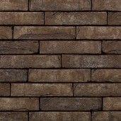 Caramida aparenta Terca Pagus Iluzo Zwart, 23.8x8.8x4.8 cm