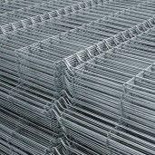 Panou bordurat zincat pentru gard 200x170x0.33 cm