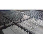 Panou drept tip grilaj 3.8x60x100 mm 2x2 m