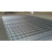 Panou drept tip grilaj 3.4x60x100 mm 1x2 m
