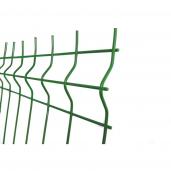 Panou gard zincat, Verde 250x170x0.34 cm RULTH