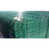 Panou zincat si plastifiat, Verde 3.5 mm 1.7x2 m