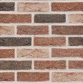 Coltar mic klinker Terca Patrimonia Barok 83, 18.5x6.5x2.3 cm