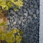 Piatra Rotunjita Neagra 3-6 cm, Sac 20 kg