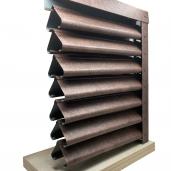 Panou gard Piramida profil cu clipse 200x123x0.04 cm Imitatie Piatra Granit Imperial