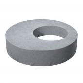 Placa de acoperire si reductie pentru camine cu gol D 138 di 80 H 20 cm