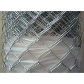 Plasa gard impletita 2.8x50 mm x 1.7x10 m