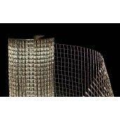 Plasa sudata zincata in rola 1.5x25x50 mm x 1x30 m