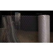 Plasa gard impletita1.7x55x55 mm x 1.5x10 m