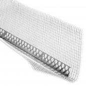 Profil de colt din aluminiu cu plasa 250x7x7 cm